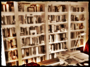 Johns Book shelf